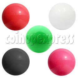 35mm joystick ball top