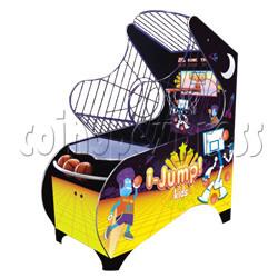 iJUMP Kids basketball machine