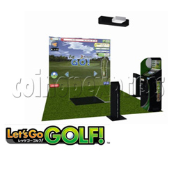 Let's Go Golf Sport Video Game