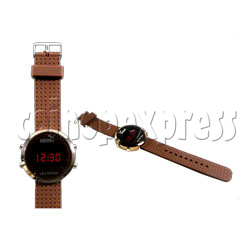LED Digital Mirror Watches