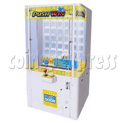 Push Win Prize Machine