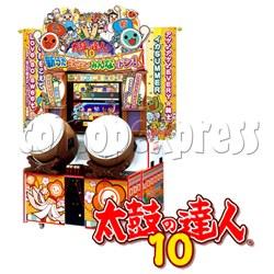 Taiko No Tatsujin 10 Drum Machine