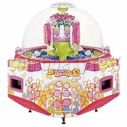 Sweet Land 4 Plus Prize Machine