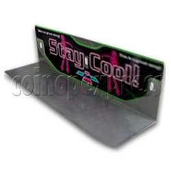 DDR Stage Metal Supporter