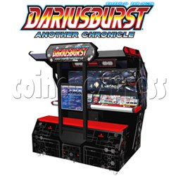 Darius Burst: Another Chronicle Shooting Game