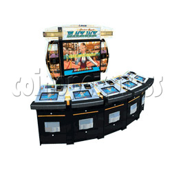 Blackjack Dealer's Angel machine