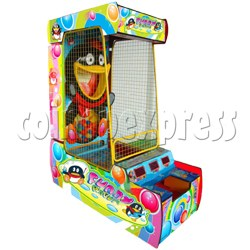 Funny Penguin Feeding Ball Ticket Redemption Game