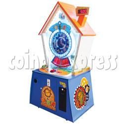 Cuckoo Clock Ticket Redemption Machine