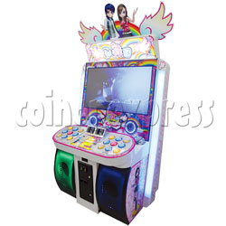 Finger Dance Arcade (DJ game)