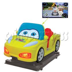 Video Kiddie Ride – Fanny Racing