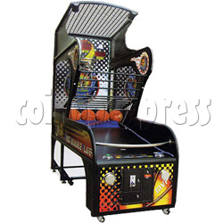 Most Valuable Player Basketball Machine (MVP Shooter)