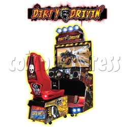 Dirty Drivin Racing Game
