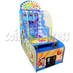 Cheeky Monkey Basketball Ticket Redemption Machine