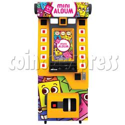 Mini Album Photo Sticker Machine
