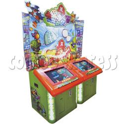 Fruit Splash Touch Screen Game