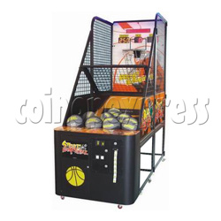 Junior Street Basketball Machine