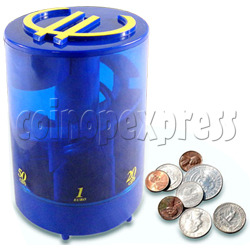 4 Value Coin Sorter