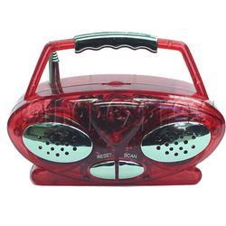 Auto Scan FM Radio