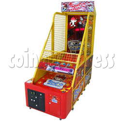 Street Basketball Machine For Children
