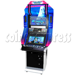Hatsune Miku Project Diva Arcade Machine