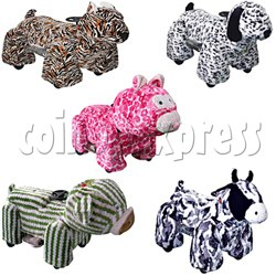 Coin Operated walking animals