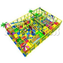 Giant Indoor Playground (1141 square feet)