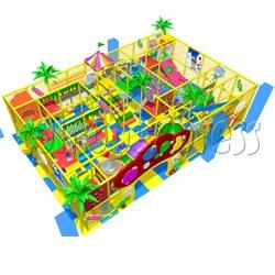 Children Indoor Playground (861 square feet)