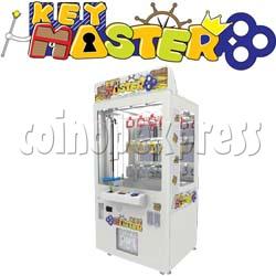 Key Master Skill Test Prize Machine