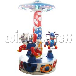 Robot Dogs Carousel (3 players)