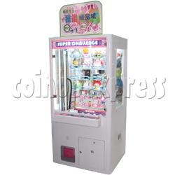 Super Challenge Point Pusher machine