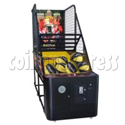 Skill Hoops Basketball Machine SD
