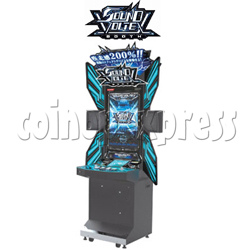 Sound Voltex 4 Arcade Machine online
