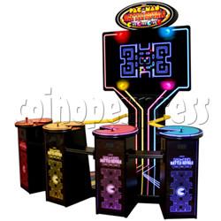 PacMan Battle Royale Video Arcade Game (DX)