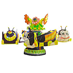 Bees Flying Rides (8 players)