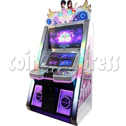 Super Finger Dance Arcade (DJ game)