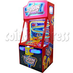 Tubin Twist Ticket Redemption Arcade Machine