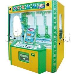 Turtle Stacker Prize Machine