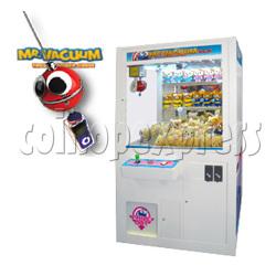 Mr Vacuum Powered Crane Machine DX