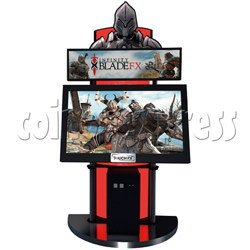 Infinity Blade Fx Multi touch screen