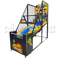 Dream shooter III Basketball (18 machines linkage mode)