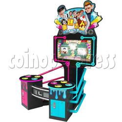 Smash Fun Battle Royale Ticket machine