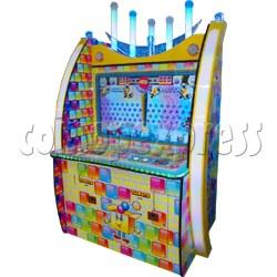 Crazy Marble Lucky Box ticket machine