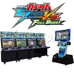Mobile Suit Gundam Extreme Vs Full Boost arcade game