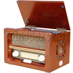 Classical Juke box - Radio/ CD/ Aux Input Jack