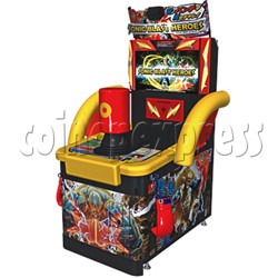 Sonic Blast Heroes Punch Machine