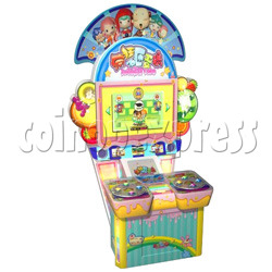 Cake Splash Ticket Machine