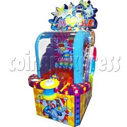 Juggle Ball Jumping Ticket machine
