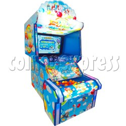Video Toss Funny Ball Game (with 42 inch LCD screen)