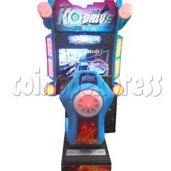 KO Drive car racing game