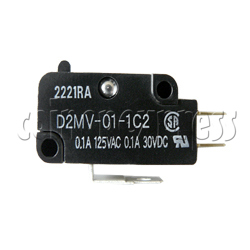 Omron Microswitch for illumination-type push button (D2MV-01-1C2)